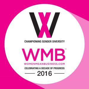 WMB Gender Diversity Emblem 2016