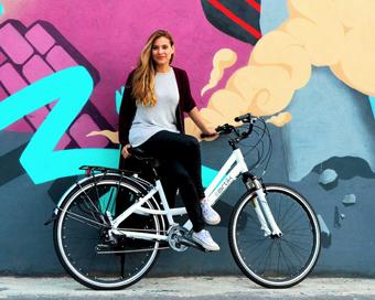 Annie Artik Bikes