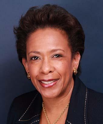 Loretta E  Lynch Named US Attorney General - Women Mean Business